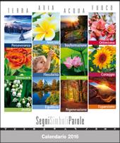 Copertina calendario SegniSimboliParole 2016